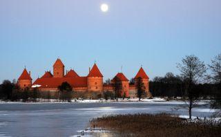 Lugar de ensueño: Visita el castillo de Trakai en Lituania