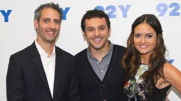 """""""Los años maravillosos"""": actores se reunieron en Nueva York"""
