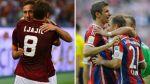 Roma vs. Bayern Múnich: sigue EN VIVO la previa del partido - Noticias de