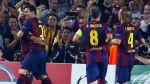 MINUTO A MINUTO: Barcelona vence 2-0 al Ajax por Champions - Noticias de