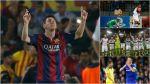 Champions League: entérate qué récords se batieron hoy - Noticias de twitter alexis tamayo