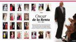 Oscar de la Renta: 22 vestidos para no olvidar al diseñador - Noticias de