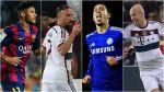 VOTA: elige el mejor gol de la Champions de la jornada de hoy - Noticias de mejor gol