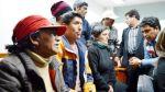 Cinco ronderos de Cajamarca fueron recluidos en cárcel - Noticias de rocio munoz
