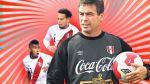 Bengoechea reitera que su objetivo inmediato es la Copa América - Noticias de