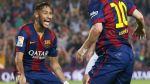 El gol de Neymar, elegido como el mejor de ayer en Champions - Noticias de camp nou