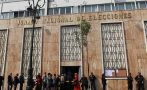 JNE pide más policías para resguardar jurados ante violencia