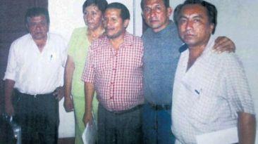 Citan al Congreso a Chanduví por aporte de ilegales a Gana Perú