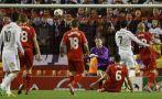 Real Madrid jugó de 'local' en Anfield y goleó 3-0 a Liverpool