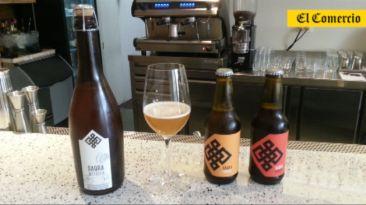 Conoce Saqra, la cerveza artesanal de Astrid & Gastón