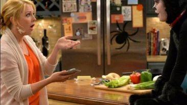 """Melissa Joan Hart revivió a """"Sabrina, la bruja adolescente"""""""
