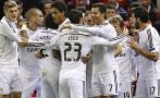 Real Madrid goleó 3-0 al Liverpool por la Champions League