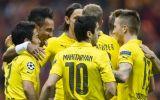 Champions League: Borussia Dortmund goleó 4-0 a Galatasaray