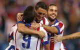 Atlético Madrid aplastó 5-0 al Malmo con gran actuación de Koke