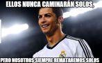 Memes luego de la goleada del Real Madrid al Liverpool
