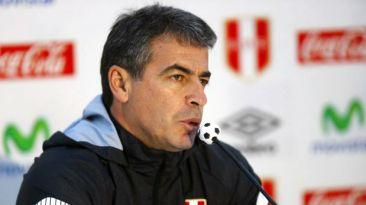 """Bengoechea: """"Ojalá alcance para jugar la final de Copa América"""""""