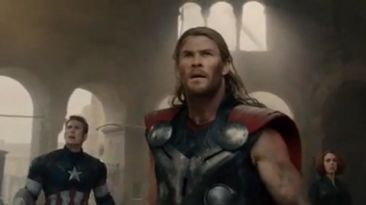 """""""The Avengers"""": mira el tráiler de """"La era de Ultrón"""""""