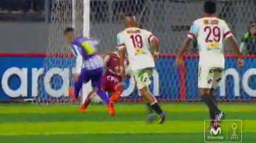 El gol de Víctor Cedrón que dio triunfo a Alianza en el clásico
