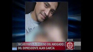 Lo secuestran y envían foto de dedo cercenado a sus familiares