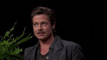 Brad Pitt reaccionó así cuando le recordaron a Jennifer Aniston