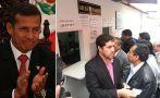 Dirigentes mineros ilegales piden vacancia de Ollanta  Humala