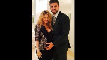 Shakira compartió tierna foto de su embarazo