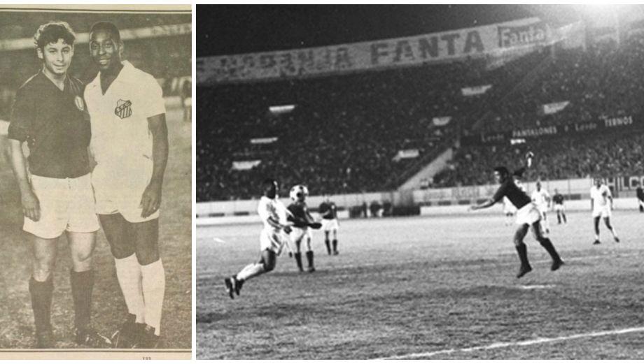 Pelé en Lima: las fotos inéditas de su paso por el país