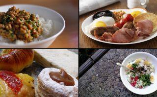 Estos son los platillos tradicionales del desayuno en el mundo