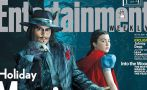 """""""Into the Woods"""": así será el Lobo feroz de Johnny Depp"""