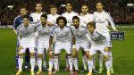 Real Madrid jugó de 'local' en Anfield y goleó 3-0 a Liverpool - Noticias de