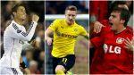 VOTA: elige el mejor gol de la Champions de la jornada de hoy - Noticias de