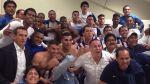 Twitter: Alianza comparte alegría por el triunfo en el clásico - Noticias de victoria