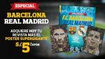 Hoy el póster de Messi y CR7 con revista del clásico español - Noticias de