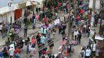 Así se ve el emporio de Gamarra invadido por ambulantes - Noticias de victoria