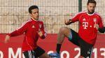 """Thiago Alcántara fue operado """"con éxito"""", informó Bayern Múnich - Noticias de el mes de octubre"""