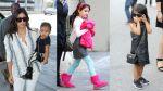 Mira a estas pequeñas celebridades a la moda - Noticias de kim kardashian