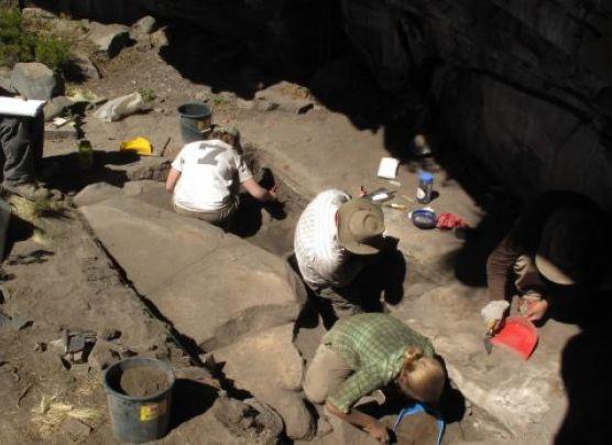 Antiguos peruanos conquistaron las alturas hace 12 mil años