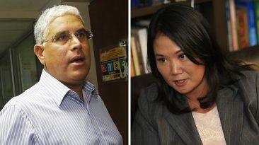 """Keiko Fujimori: """"No se le puede creer al señor López Meneses"""""""