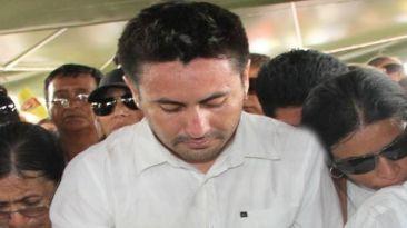 Piura: mañana se decidirá si Paul Olórtiga continúa recluido