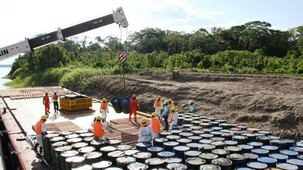 Remediación ambiental por derrame de petróleo va al 87%