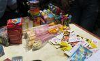 Multarán con S/.7.400 por venta de productos pirotécnicos
