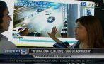 Peruana sale del aeropuerto y le roban US$10 mil en taxi