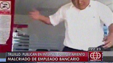 Paiján: empleado del Banco de la Nación agredió a un cliente