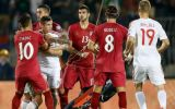 UEFA castigó a Serbia y Albania por actos de violencia