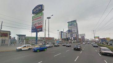 Frustran robo de S/.500 mil a vehículo de Hermes en San Miguel