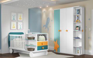 Lo nuevo en cunas: 5 ideas para decorar el cuarto de tu bebé