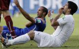 Suárez por fin explicó por qué mordió a Chiellini en el Mundial