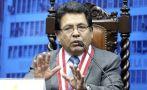 Carlos Ramos dijo que actuó en forma regular en caso Centralita