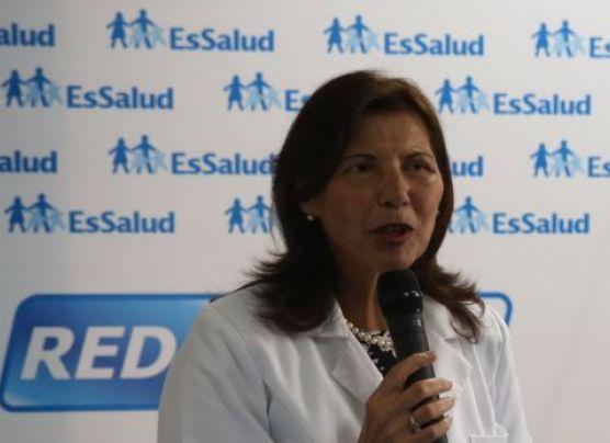 Golpiza en Fiori: Essalud afirma que mujer llegó sin vida