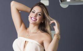 Milett Figueroa demuestra así que tiene talento para el canto